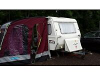kampa rally 200 awning