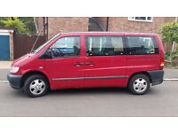 Mercedes Vito Traveliner, Only 79000 miles, 1 owner from new. Good runner. Genuine reason for sale.