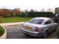 PASSAT FOR SALE super car starts and drives great. Uses no oil or water very reliable