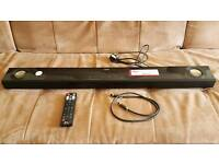 LG 2.1 100 Watts Soundbar with Built-in Subwoofer NB2530A
