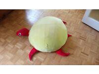 Ikea tortoise bean bag