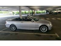 E46 BMW 320 CONVERTABLE 2.2 STRAIGHT SIX 5SPEED MANUAL ONLY £2000 NO OFFERS