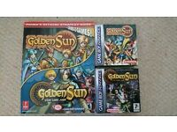 Golden Sun and Golden Sun The Lost Age GBA + Prima Guide