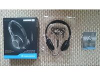Sennheiser HD231i On Ear Sound-isolating Stereo Headphones (BRAND NEW: opened once, never used)