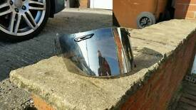 Arai mirror visor