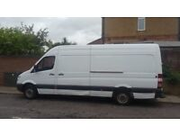 Man with van reliable and trustworthy