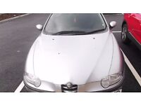 Alfa 147. Nice car with MOT till next year. Nippy and economical