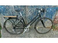 Ladies Charge Grater commuter bike