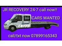 CASH4CARS ,£££ RECOVERY SERVICE FROM £30 LOCAL