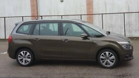 2014 Citroen Grand C4 Picasso 2.0 BlueHDi Exclusive 5dr