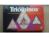 Triominos, brand new, unopened gift, would make a great xmas present