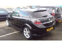 2008 Vauxhall Astra 1.8 SRi Sport Hatch 3dr *** FULL X PACK BODYKIT / SRI PLUS MODEL *** LONG MOT...
