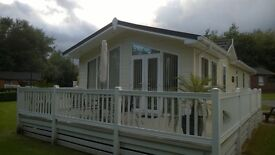 LUXORIOUS & BEAUTIFUL STUNNING HOLIDAY LODGE to let at 5 star Holiday Park Haggerston Castle