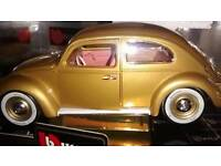 Vw beetle parts required