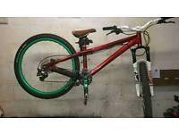 Scott voltage 4x bike dirt jump bike