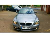 bmw 525d se 2004 price to negotiable