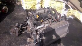 VAUXHALL VECTRA C 1.9 CDTI 120 ENGINE BREAKING FOR SPARES ALL PARTS AVAILABLE