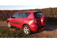 2006 TOYOTA RAV4 XT4 2.2 D-4D DIESEL 4x4. 4WD ESTATE. FULL SERVICE HISTORY. RAV 4.