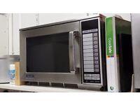1900 watt sharp microwave