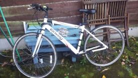 Second Hand Bicycle with 2 chains and 1 light in Chorlton