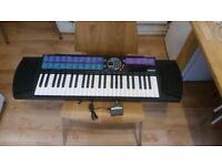 YAMAHA Portatone PSR-77 FE electronic keyboard good condition