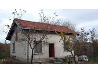 Two Bedroomed BULGARIAN Country Cottage With Land For Sale
