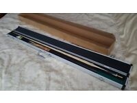 Brand new snooker cue