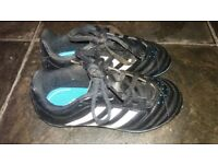 Adidas and Patrick football shoes size 28/30