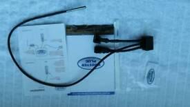 BMW R1100gs booster plug.
