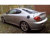 Tuscani Elisa/Hyundai Coupe 2.7L V6 167bhp Only 61.500 miles