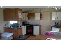 Caravan to let on sunnydale holiday park