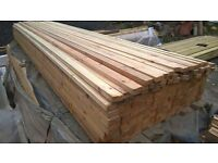 3 metres of 2 x 1 planed timber, ideal for battens, shelves, framing, airing cupboards, trellis etc