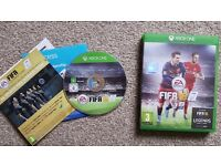 Xbox one game EA Sports FIFA 16