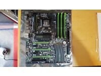 Gigabyte G1.Guerrilla PC Motherboard DDR3 USB 3.0 - Socket 1366