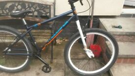 Muddy Fox Lift 26. Bike stunt . As new condition
