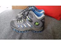 Merrell size 10 kids walking boots