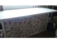white Ikea table top only (no legs) £10