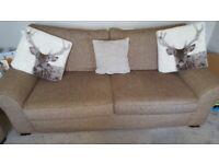 Next sofa and armchair