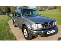 MINT CONDITION EXPLORER NORTH FACE AUTO FULL COMPREHENSIVE SERVICE HISTORY 1 YEAR MOT LEATHER SEATS