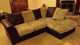 corner sofa in great condition