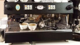 Professional coffee machine FIORENZATO