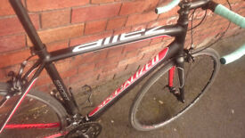 Specialized Allez upgraded and fully serviced with new parts