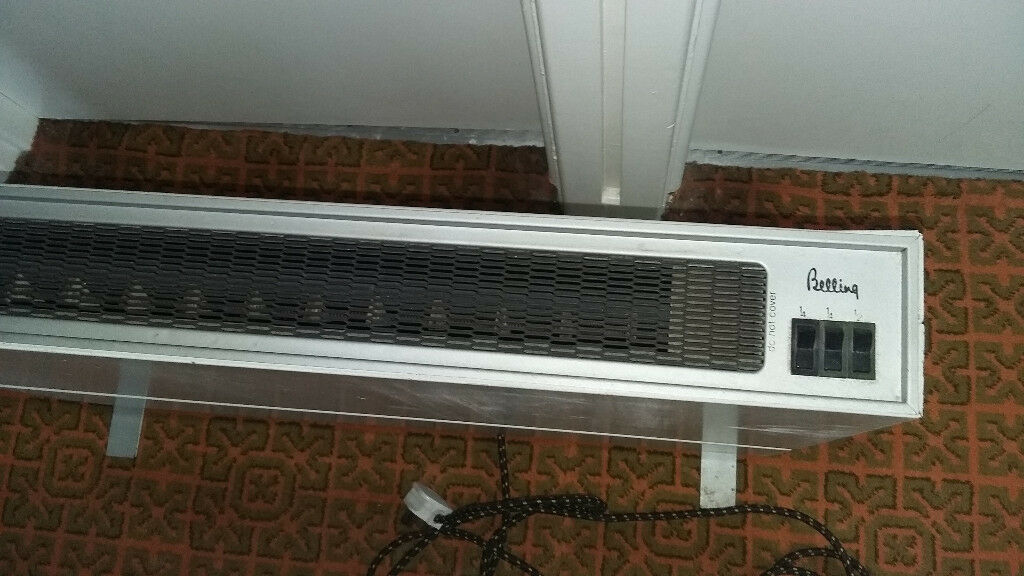 belling electric radiator/heater