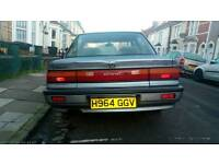 Honda 1991 dual carn 1.4 manual, low mileage. 27 years old.drives first time