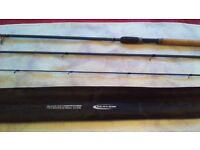 maver black ice float rod 13ft competition All on EBAY