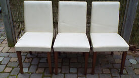 Set of 4 matching IKEA Style Dining Chairs