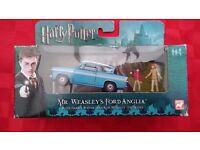 Harry Potter Die Cast Mr Weasleys Anglia