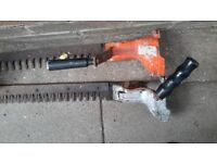 Old B & D drill hedge trimmers for spares only