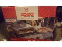 Apiza BBQ Pizza oven BNIB
