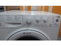 Hotpoint Aquarius washer dryer. Only 1 year old perfect working order